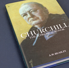 Churchill, the Supreme Survivor